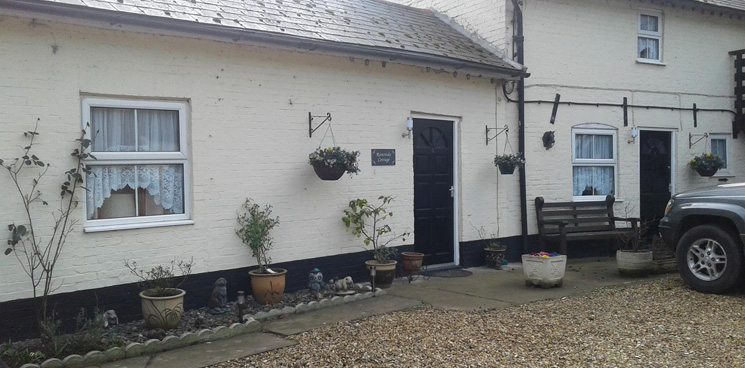 Riverside Cottage Hilgay